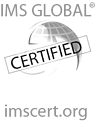 IMS Global Certification badge