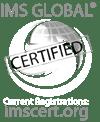 IMS Global Certification badge
