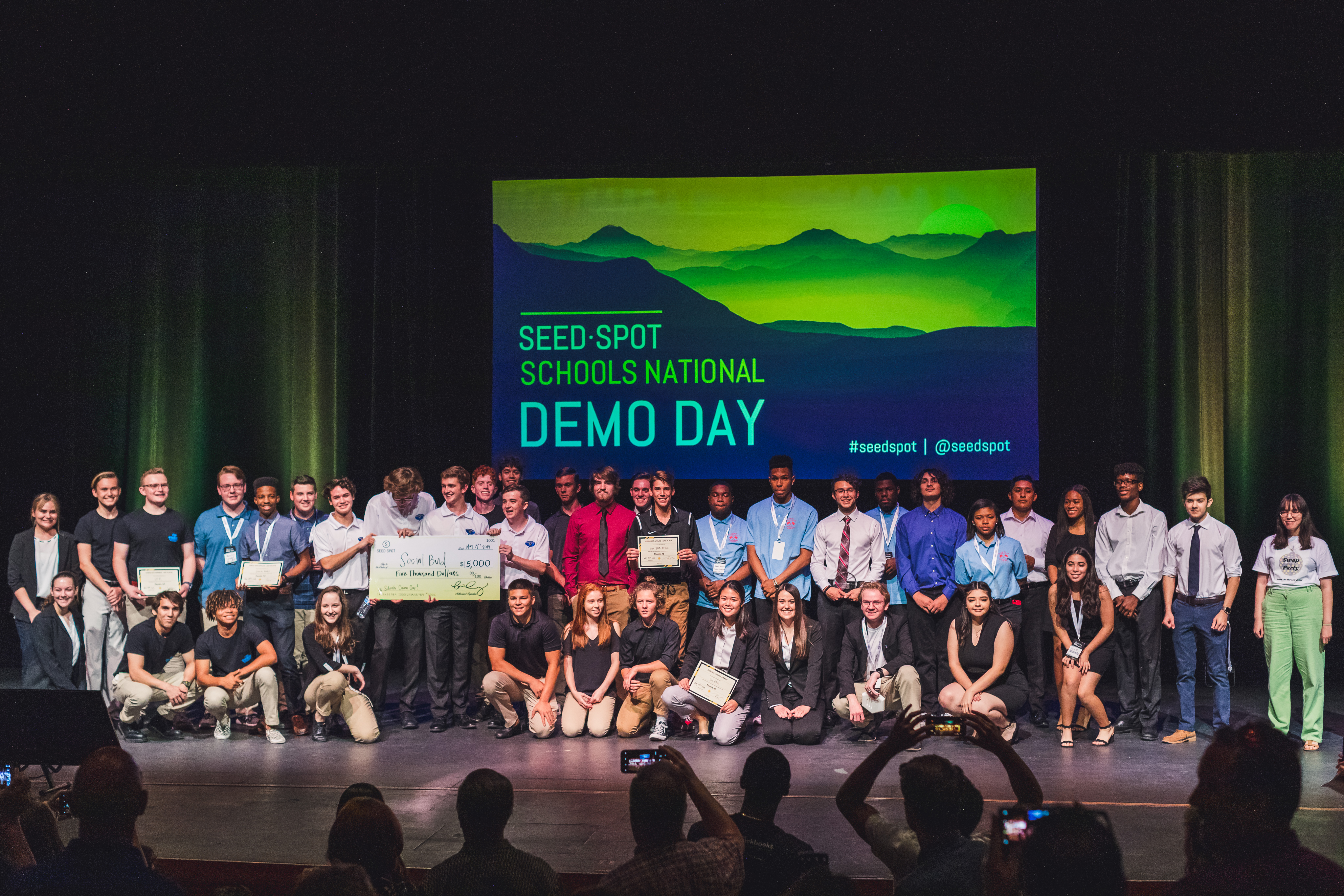 Seed Spot Schools National Demo Day