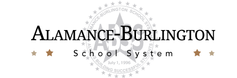 Alamance Burlington Schools logo