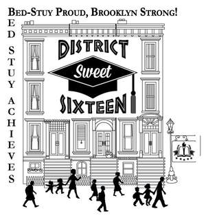 district 16 nyc logo