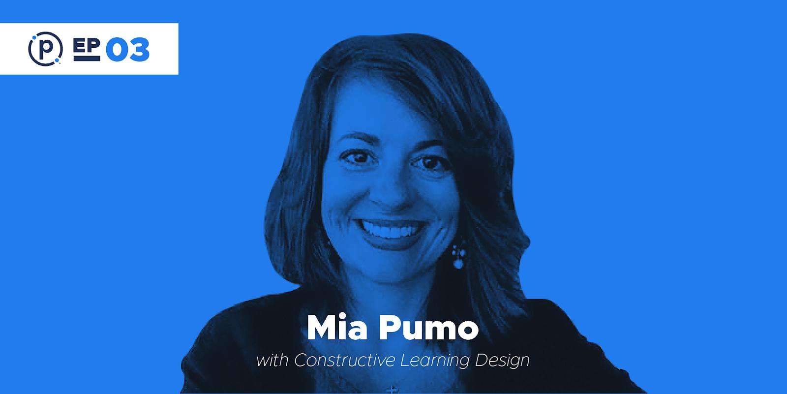 Participate Podcast: Mia Pumo from Constructive Learning Design
