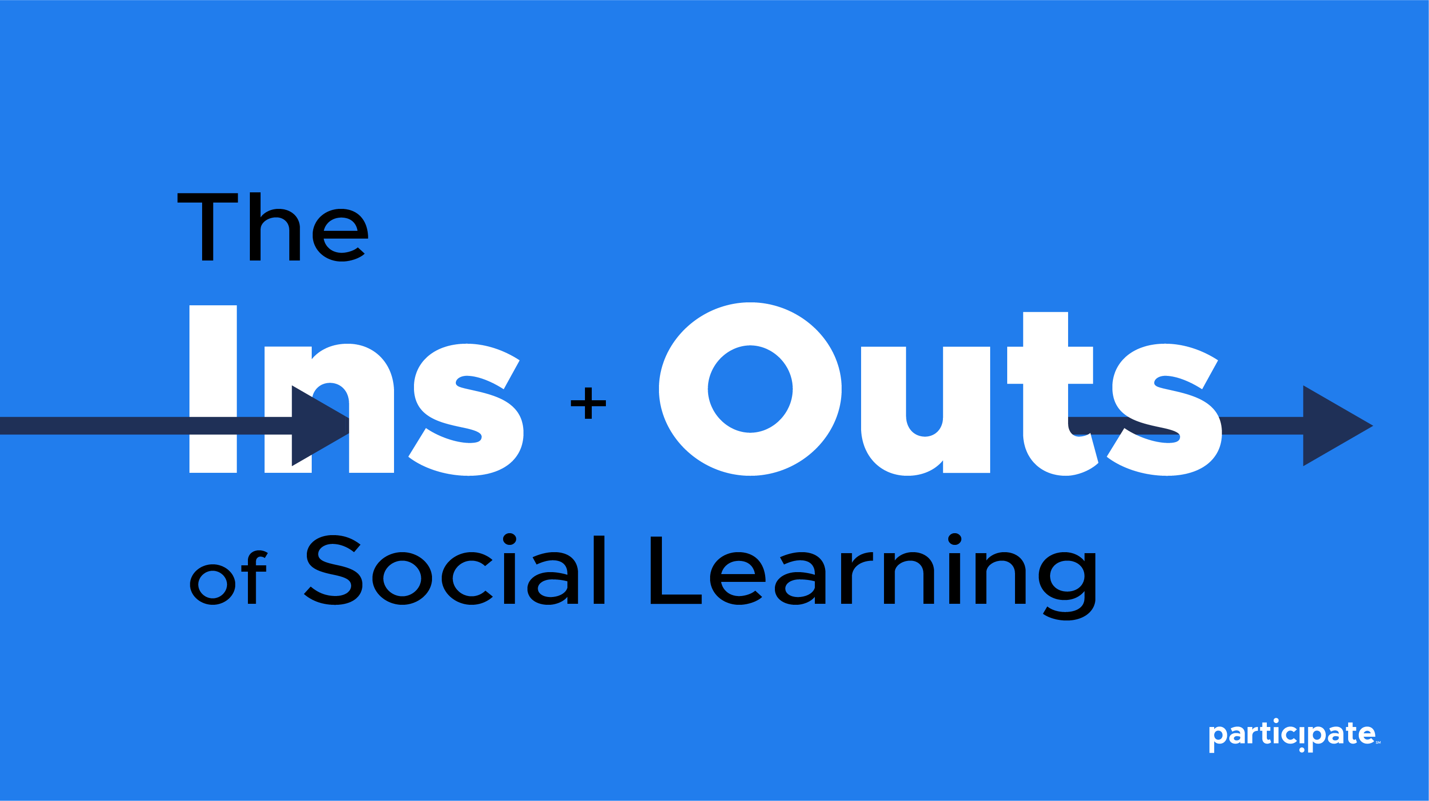 Ins and Outs of Social Learning